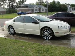 2002 Chrysler Concorde #7