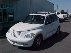 2002 Chrysler PT Cruiser #8