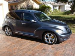 2002 Chrysler PT Cruiser #6
