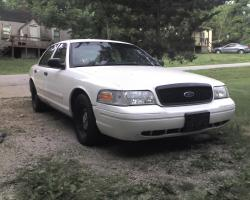 2002 Ford Crown Victoria #5
