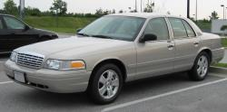 2002 Ford Crown Victoria #8