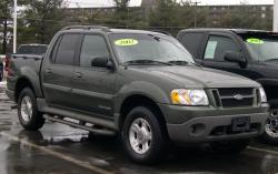 2002 Ford Explorer Sport Trac