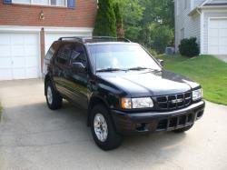 2002 Isuzu Rodeo #7