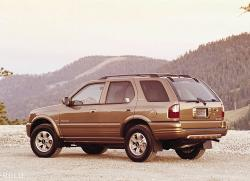 2002 Isuzu Rodeo #2