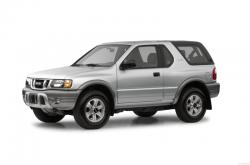 2002 Isuzu Rodeo #4