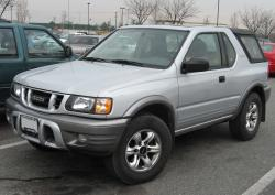 2002 Isuzu Rodeo #10