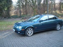 2002 Jaguar S-Type #12