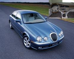 2002 Jaguar S-Type #16