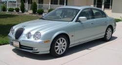 2002 Jaguar S-Type #11