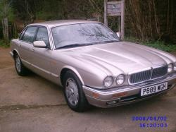 2002 Jaguar XJ-Series