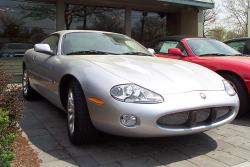 2002 Jaguar XK-Series #12