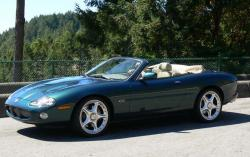2002 Jaguar XK-Series #11