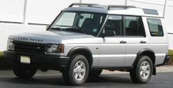 2002 Land Rover Discovery Series II #12