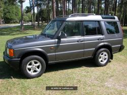 2002 Land Rover Discovery Series II #9