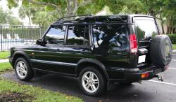 2002 Land Rover Discovery Series II #11