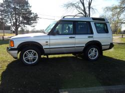 2002 Land Rover Discovery Series II #16