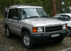 2002 Land Rover Discovery Series II #17
