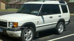2002 Land Rover Discovery Series II #8