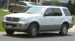 2002 Mercury Mountaineer #7