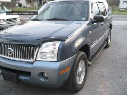 2002 Mercury Mountaineer #8