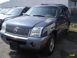 2002 Mercury Mountaineer #13