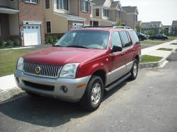 2002 Mercury Mountaineer #17