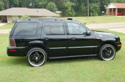2002 Mercury Mountaineer #15