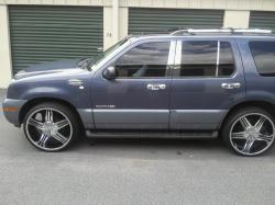 2002 Mercury Mountaineer #14