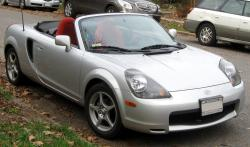 2002 Toyota MR2 Spyder #8