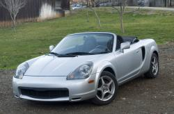 2002 Toyota MR2 Spyder #4