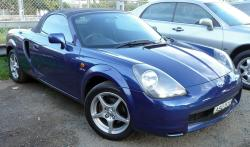 2002 Toyota MR2 Spyder #10