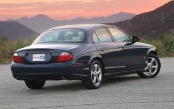2004 Jaguar S-Type #12
