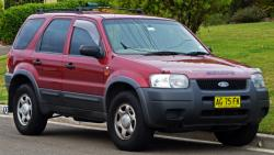 2003 Ford Escape #17