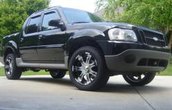 2003 Ford Explorer Sport Trac #8
