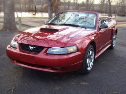 2003 Ford Mustang #16