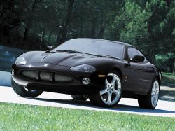 2003 Jaguar XK-Series #6