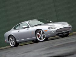 2003 Jaguar XK-Series
