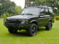 2003 Land Rover Discovery #9