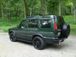 2003 Land Rover Discovery #7