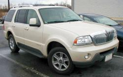 2003 Lincoln Aviator #13