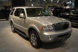 2003 Lincoln Aviator #12