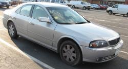 2003 Lincoln LS #9