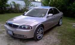 2003 Lincoln LS #12