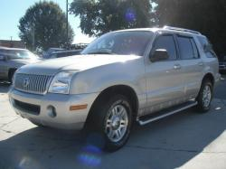 2003 Mercury Mountaineer #7