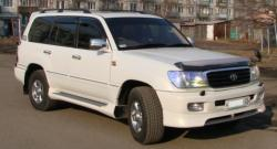 2003 Toyota Land Cruiser #3
