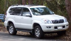 2003 Toyota Land Cruiser #4