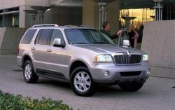 2003 Lincoln Aviator #2