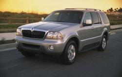 2003 Lincoln Aviator #3
