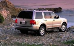 2003 Lincoln Aviator #4