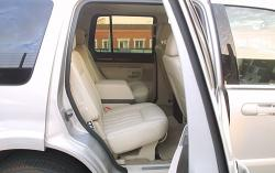 2003 Lincoln Aviator #8